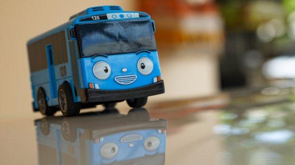 10 Rekomendasi Mainan Tayo untuk Buah Hati yang Pencinta Animasi Tayo The Little Bus (2020)