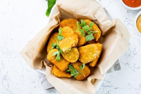 10 Resep Terbaru Nugget Sayur Paling Sederhana, Enak, dan Bikin Nagih (2020)