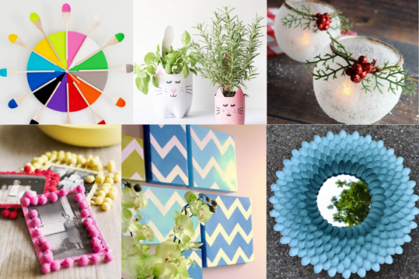 Looking For Some Cheap Home Decor Craft Ideas Here Try Out These 10 Amazing Cheap Diy