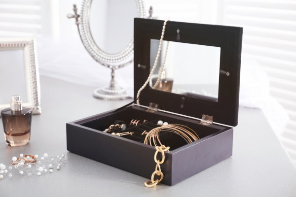 Gift A Jewellery Box  For Her Cherished Baubles: 10 Top Recommendations Plus A DIY Idea