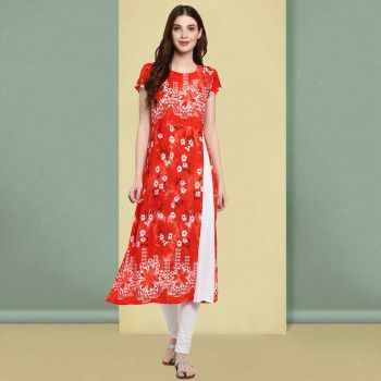 Freshen Up Your Wardrobe And Your Everyday Look With These 9 Affordable Kurtis Under 299