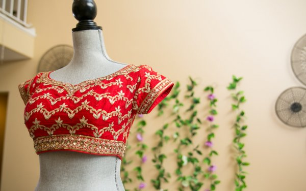New Saree Blouse Designs Of 2020 That Are Ruling The Fashion Scene 10 Designs You Probably