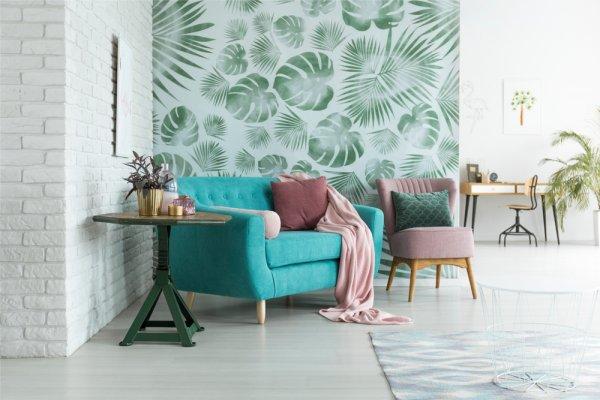 Wallpaper Dinding Desain Sendiri  percantik ruangan favoritmu dengan 10 rekomendasi hiasan