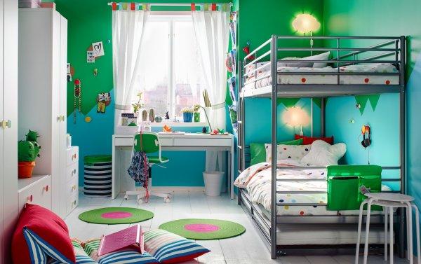 Kamar Anak Semakin Efisien dan Estetik dengan 10 Desain Loft Bed Anak untuk Inspirasi Anda! (2020)