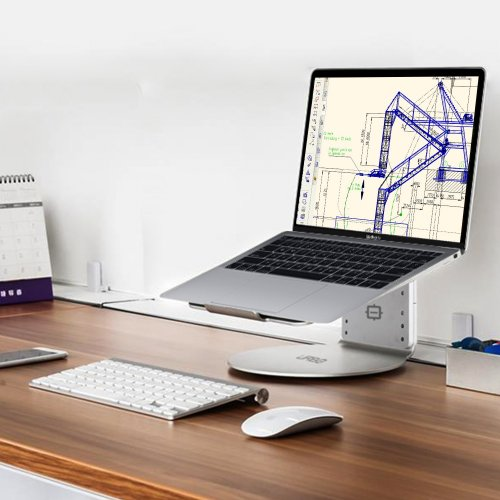 The Accessory for Your Laptop Which Will Make Your Work from Home Much More Comfortable: Best Portable Laptop Stands Available in India (2020)