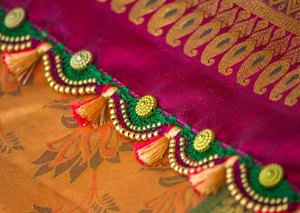 9073af98825f66 What is Saree Kuchu and How to Find the Perfect Saree Kuchu. 10 Must-Have  Designs ...