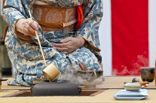 Nikmati Sedapnya 9 Jenis Teh dari Jepang Ini