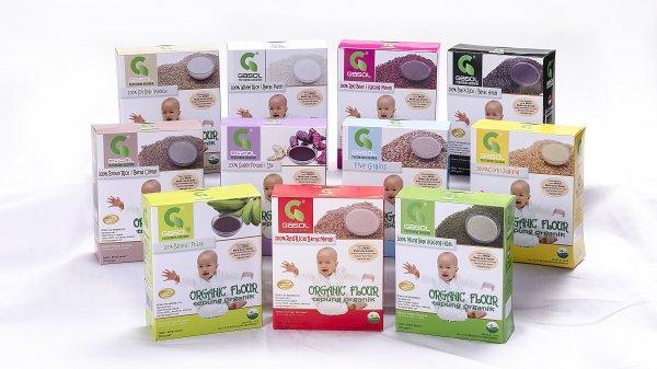 Gasol Organik: Makanan Sehat dari Pertanian Organik!