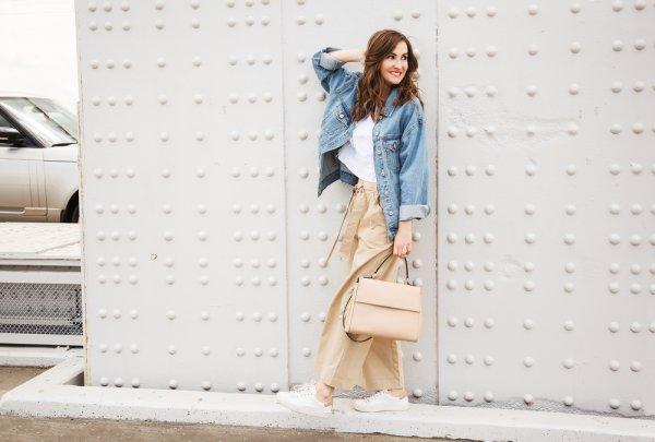 8 Rekomendasi Celana Warna Krem yang Mudah untuk Kamu Padupadankan (2018)