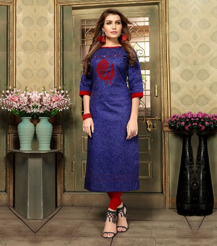 Bewildered by the Plethora of Options? 10 Trendy Myntra Kurtis that are Sure to Refresh your Wardrobe!