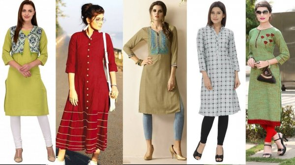 Have You Relegated Your Kurtis as an Occasion Wear(2020)? Why Not Office? 10  Latest Office Wear Kurtis and 6 Tips to Wear it with Flair!