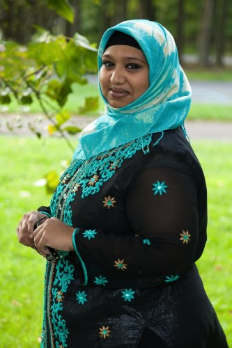 10+ Panduan Terbaik Memilih Baju Muslim untuk Wanita Gemuk yang Modern dan Stylish