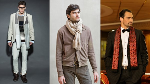 How to Wear a Scarf Male(2021): A Guide on Different Scarf Styles- Step by Step for You to Ace the Look.