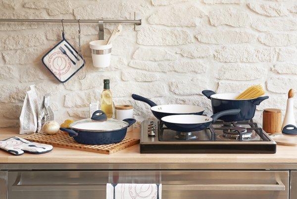 10 Rekomendasi Aksesori Kitchen Set Modern untuk Dapur yang Lebih Rapi dan Apik (2019)