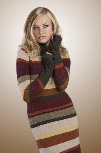 Cantik Saat Cuaca Dingin dengan 7+ Rekomendasi Sweater Dress 2019 yang Menawan