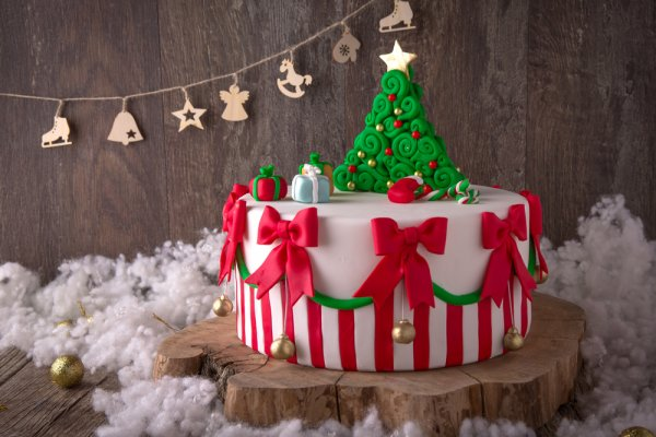 Learn How to Make Cake for Christmas: 4 Recipes for Christmas Cakes and 5 Decor Ideas That Will Warm Everyone's Heart (2019)