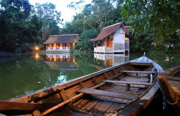 Ingin Merasakan Liburan yang Tidak Biasa? Coba Deh Menginap di Penginapan Unik di Bandung Berikut Ini!