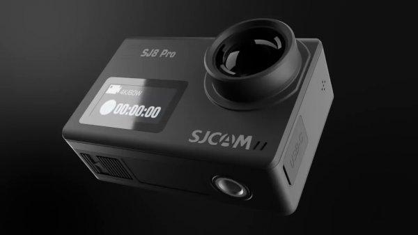 SJ8: Kamera 4K 60FPS Terbaik dari SJCAM untuk Liburan Terbaik Anda di 2018