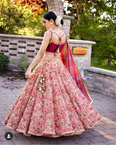 One Stop Guide for Buying the Right Bridal Lehenga in 2019! And What to Look for in the Lehenga Design When Buying a Bridal Outfit