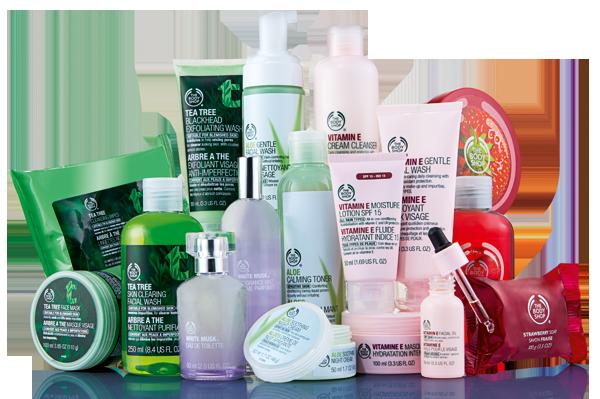 Segar Terawat dan Cantik dengan Rangkaian 10+ Produk The Body Shop Berbahan Alami
