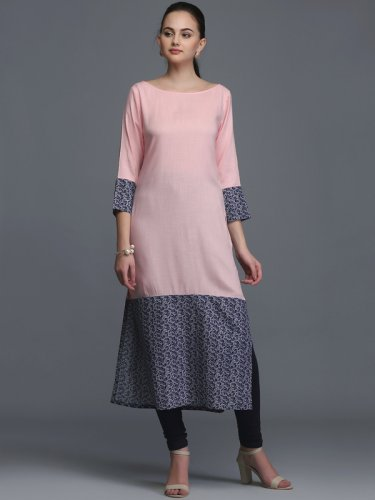 Bored of the Regular Kurti Necklines? Boat Necks are In Now and You'll Want to Try These 10 Eye Catching Boat Neck Kurti Designs. Get Ready to Receive Loads of Compliments in 2019!