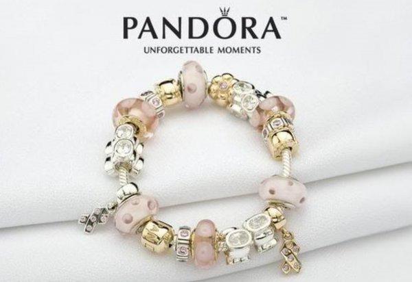 12 Perhiasan Pandora Cantik untuk Tampil Memikat (2018)