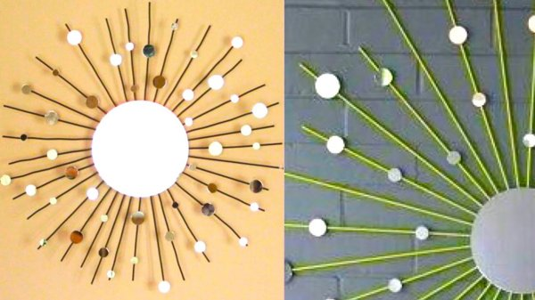 Punya Banyak Sedotan Plastik Tak Terpakai? Buat Saja 6 Hiasan Dinding Sedotan yang Cantik Ini!