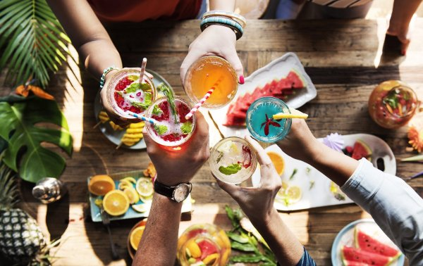Savour the Diverse Range of Tequila Cocktails. Simple Recipes for Preparing Fun Cocktails with Tequila and Taking Your Party to a New High (2020)