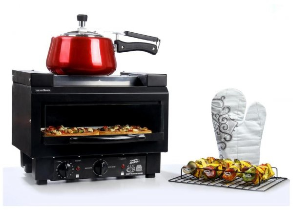 Delight Your Guests with Delicious, Mouth-Watering Tandoor and Barbecue Delicacies: Check out the Best Electric Grill Tandoors and Important Factors to Consider When Buying One (2020)