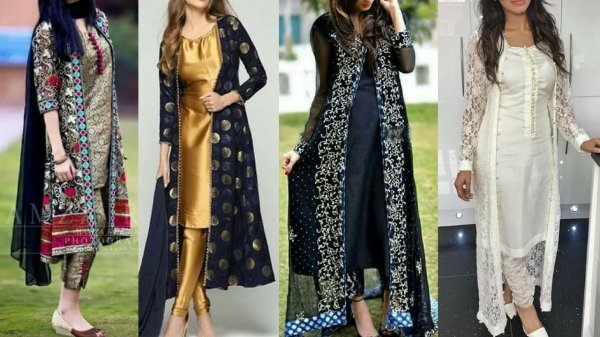 Here's Everything You Wanted to Know About Kurti Jacket Designs! 10 Dazzling Jacket Kurtis (2019) That's Are Quite Adaptive from Regular Wear to Occasional Wear.