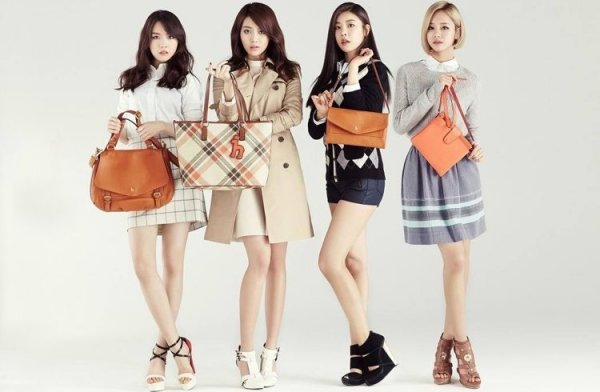 Pencinta Gaya Busana Ala Korea Intip 10 Inspirasi Gaun Memikat Dan