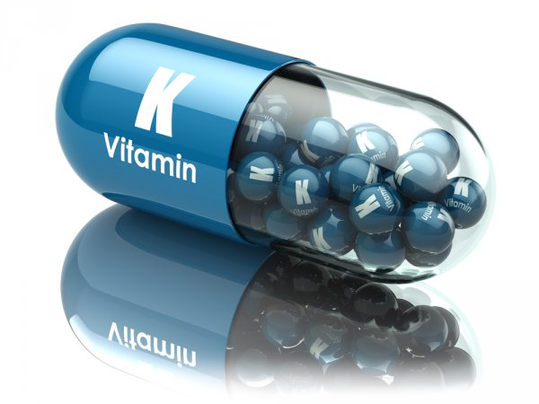 Tulang Sehat dan Kuat Berkat 10 Rekomendasi Tablet dan Kapsul Vitamin K