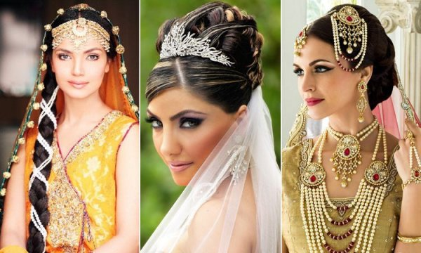 Traditional Rakodi to Modern Tiara: 10 Stunning Bridal Hair Accessories for the Chic and Stylish Bride!