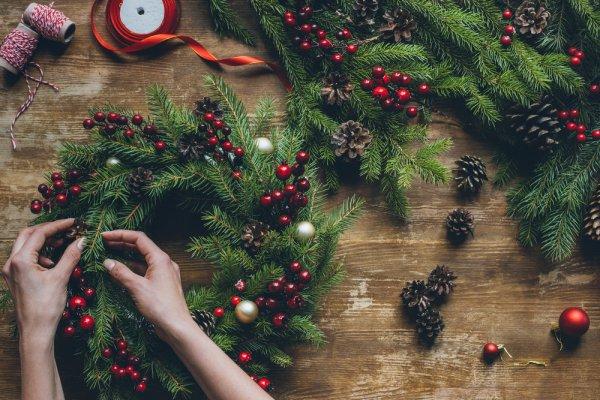 6 Ide Kreatif Hiasan Natal dari Kertas yang Mudah Dibuat agar Suasana Makin Meriah (2020)