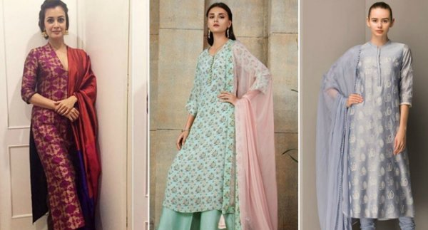 A Comprehensive Guide on How to Wear Kurtis in Office and Accessorising Them for a Professional Look + Our Top 5 Picks of Kurtis for the Office (2020)!