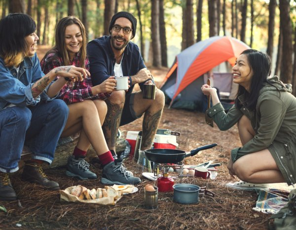 Planning a Weekend Getaway with Friends? Here are Some Breath-taking Camping Sites Around Delhi for a Perfect Escape (2020)!