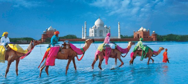 Mighty Mountains, Tropical Beaches, and Pristine Hill Stations, a Holiday in India is a Perfect Treat for Your Senses: 7 Holiday Destinations in India for a Shoestring Budget