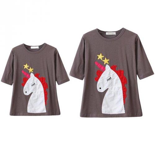 Kompak dengan Si Kecil Lewat 10+ Baju Unicorn Imut Plus 4 Aksesori untuk Penampilan Manis Anda dan Buah Hati