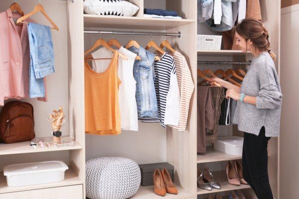 Kamar Tidur Semakin Estetik dengan 10 Rekomendasi Lemari Pakaian Terbaik Berikut Ini (2020)