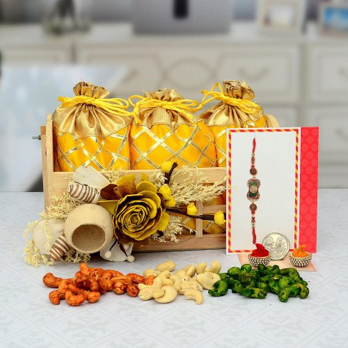 Best Rakhi Gift Hampers for Brother This Raksha Bandhan and How to Make This Day Memorable