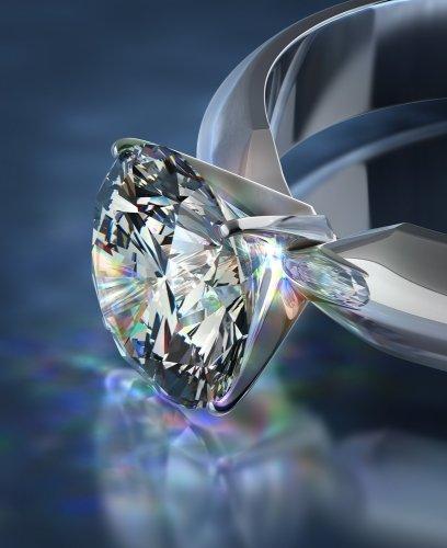 11 Rekomendasi Cincin Berlian Solitaire Lambang Kesetiaan Cinta
