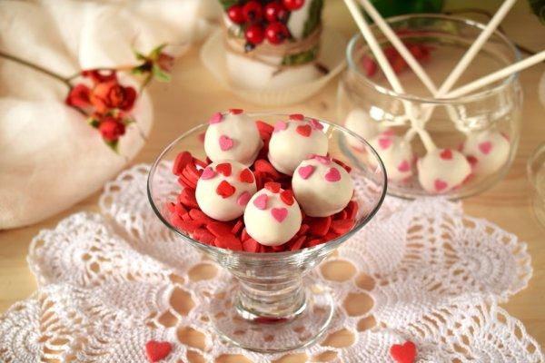 バレンタイン ホワイト チョコ