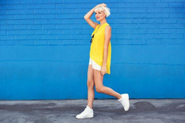7 Tips Fashion untuk Wanita Pendek dan Inspirasi Gaya 8 Artis Bertubuh Mungil