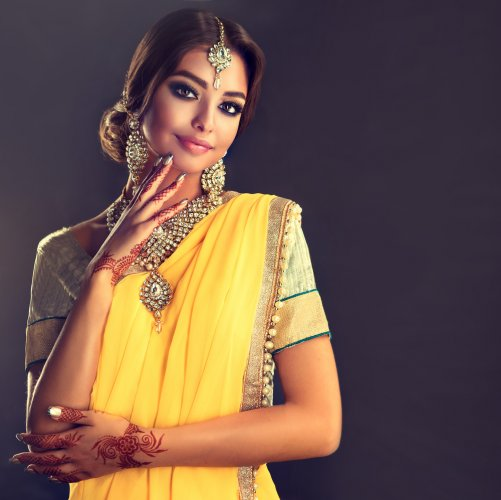 Make a Sunny Style Statement in a Yellow Saree with Bollywood-Inspired Looks. Fashionable Sarees in Yellow You Can Buy & How to Style Them (2018)