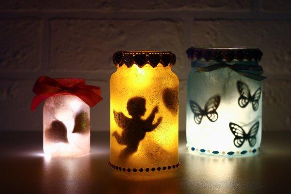 10 DIY Lampu Tidur yang Mudah Dibuat dan Cantik Bentuknya untuk Dekorasi Kamar Tidur