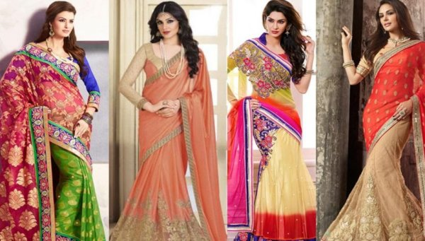 For Stylish Online Shoppers: Top 10 Sarees You Should Definitely Add to Your 2019 Collection!