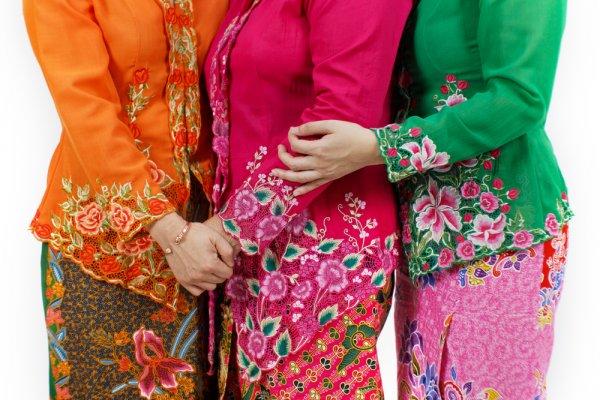 7 Pakaian Tradisional Indonesia Ini Kaya Nilai Sejarah dan Unik