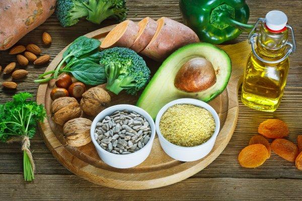 Bagus untuk Kesehatan, Ini 10 Rekomendasi Makanan dengan Vitamin E Alami untuk Anak