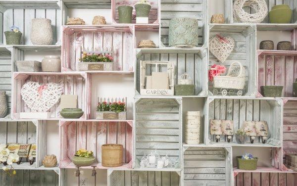 Buat Ruanganmu Lebih Rapi Dengan 10 Rak Dinding Minimalis