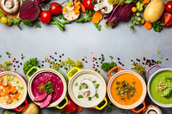 Time to Ditch those Packed Soups when You Can Make Them on Your Own: Must-Try Indian Vegetarian Soup Recipes for Weight Loss (2021)